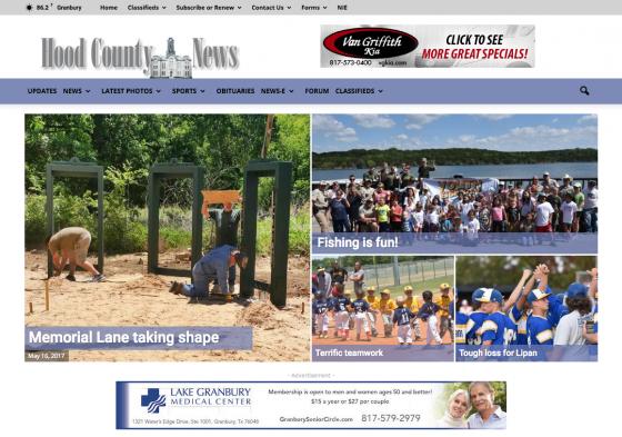 Our website: HCNews.com